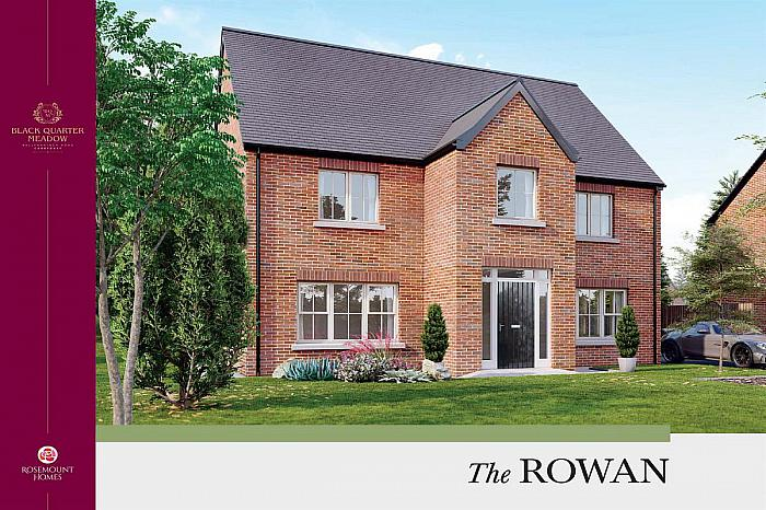 Site 4, The Rowan, Carryduff