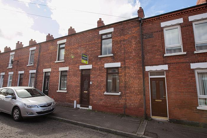 Egeria Street, Donegall Road, BT12